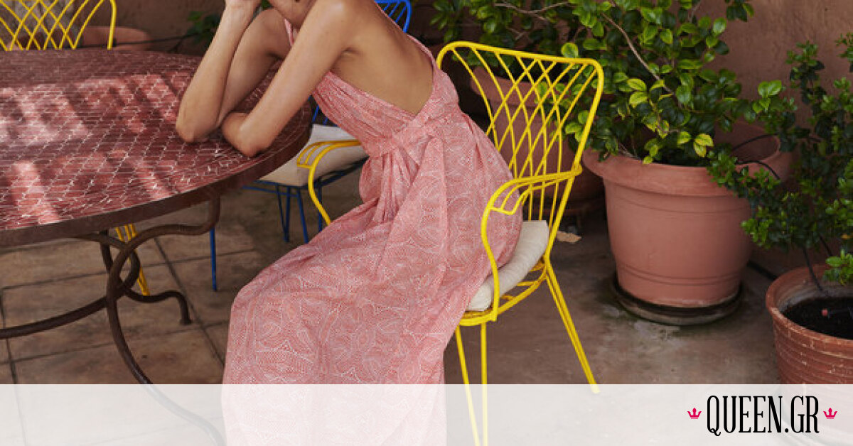 Τα χρώματα της αφρικανικής ηπείρου μετουσιώθηκαν σε μία νέα, συλλογή μαγιό και beachwear