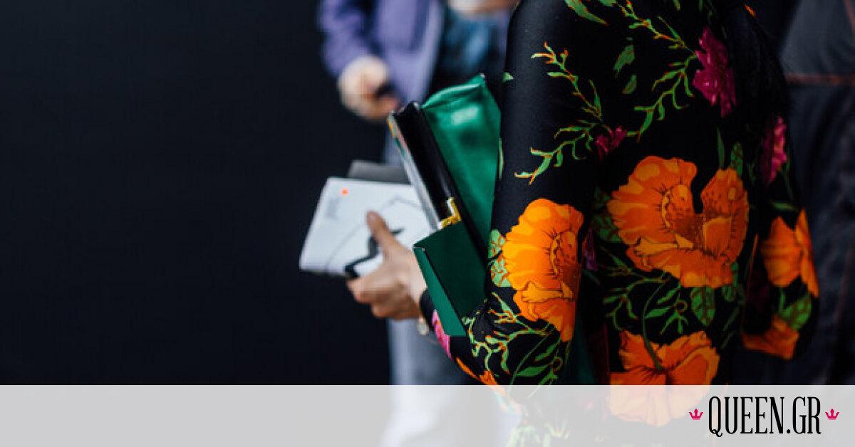 Οκτώ floral looks για να «πιάσεις τον Μάη» με στυλ