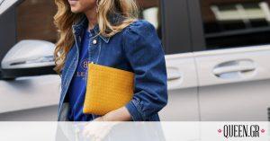 Φόρεσε το denim την άνοιξη με αυτούς τους 8 στυλάτους τρόπους