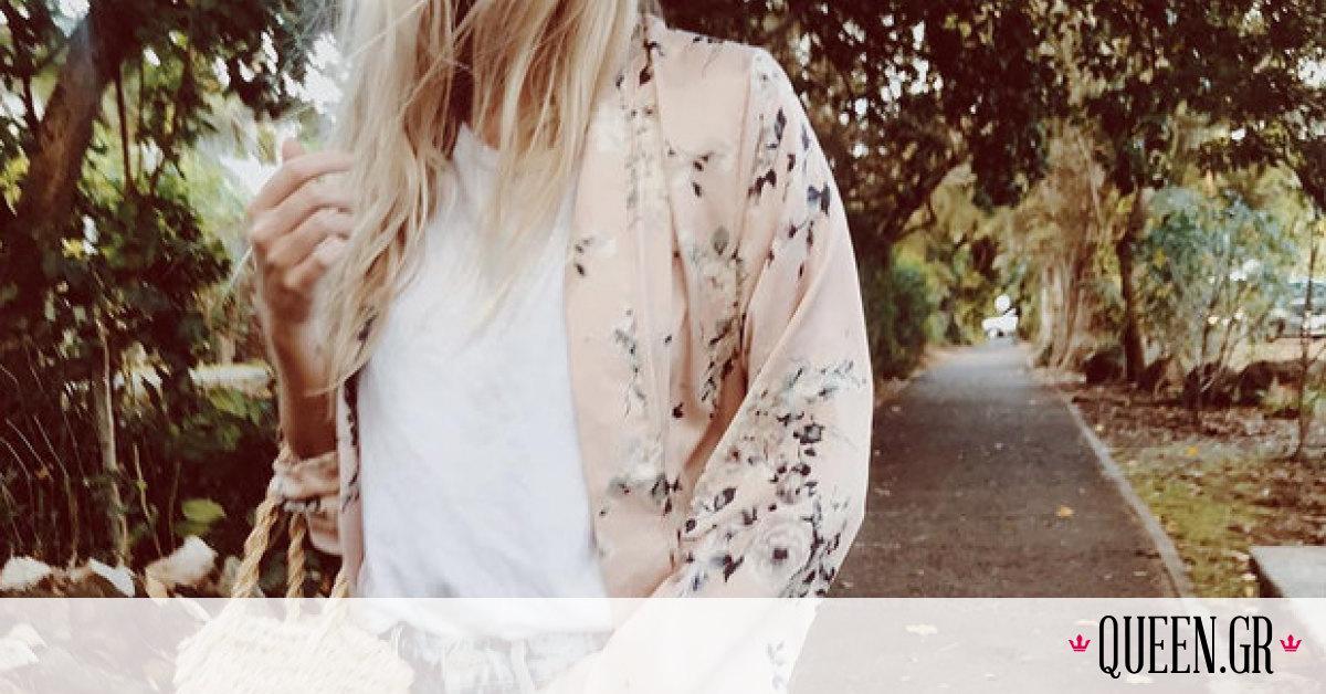 Πώς να βγάλεις τη γύρη των λουλουδιών από τα ρούχα σου