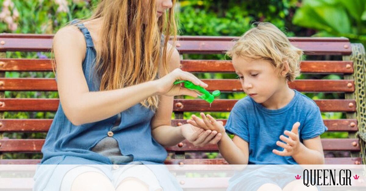 Απολυμαντικά χεριών: Όλα όσα πρέπει να προσέχετε