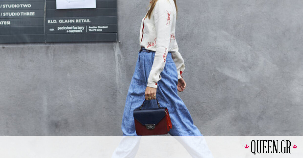 Tα jeans φοριούνται και το καλοκαίρι αρκεί να ακολουθήσεις αυτούς τους στυλιστικούς κανόνες