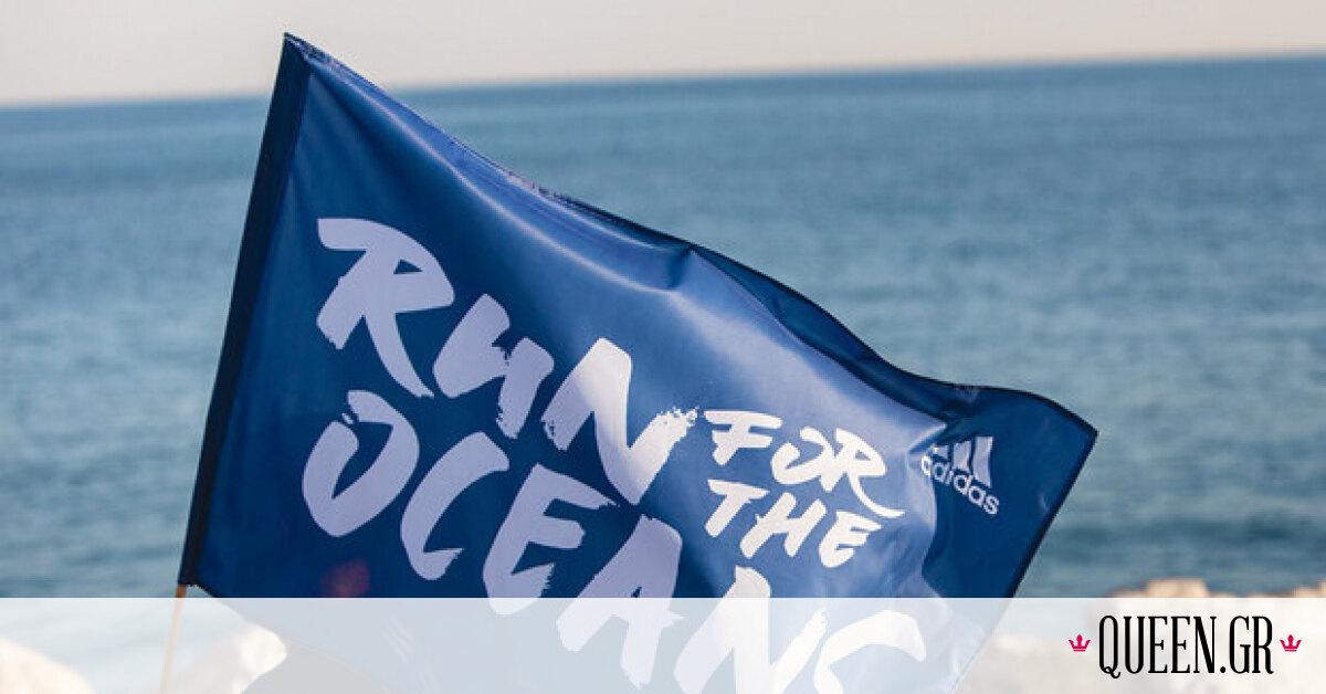 RUN FOR THE OCEANS 2019: Το youth crew των adidas Runners Athens έτρεξε για τους ωκεανούς