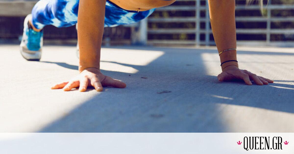 Πώς θα καταφέρεις να «βγάλεις» την άσκηση της σανίδας πιο ανώδυνα;