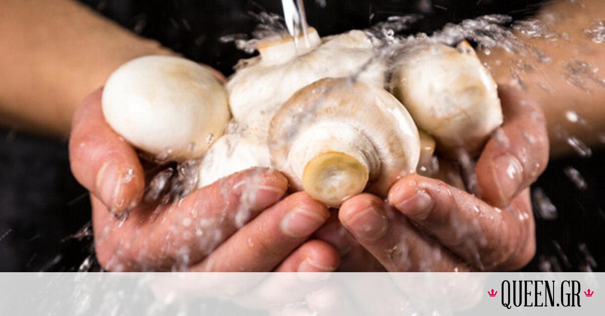 Τα τρόφιμα που δεν πρέπει να πλένετε πριν το μαγείρεμα (video)