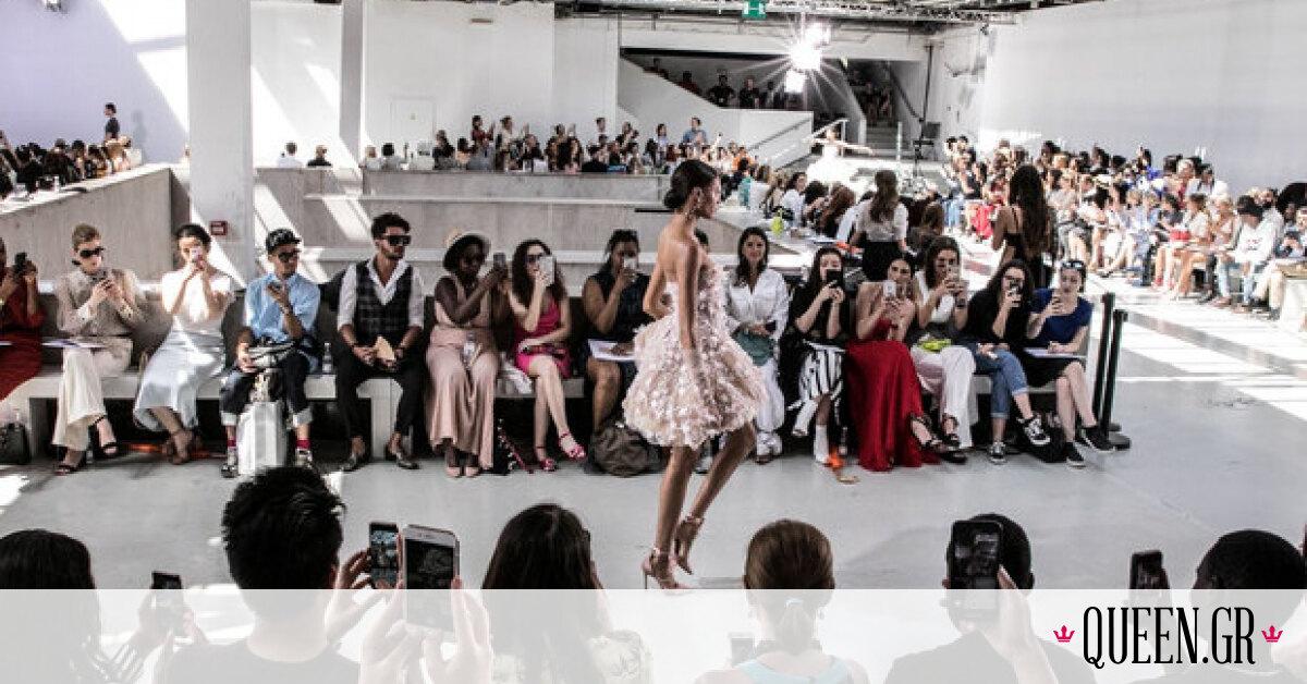 Η επίδειξη μόδας της Celia Kritharioti στο Παρίσι είναι ό,τι πιο ονειρικό θα δεις σήμερα