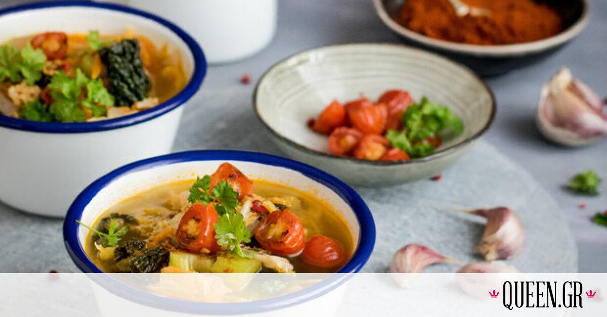 Δίαιτα λαχανόσουπας: Τι περιλαμβάνει το επταήμερο πλάνο και ποια είναι η βασική συνταγή