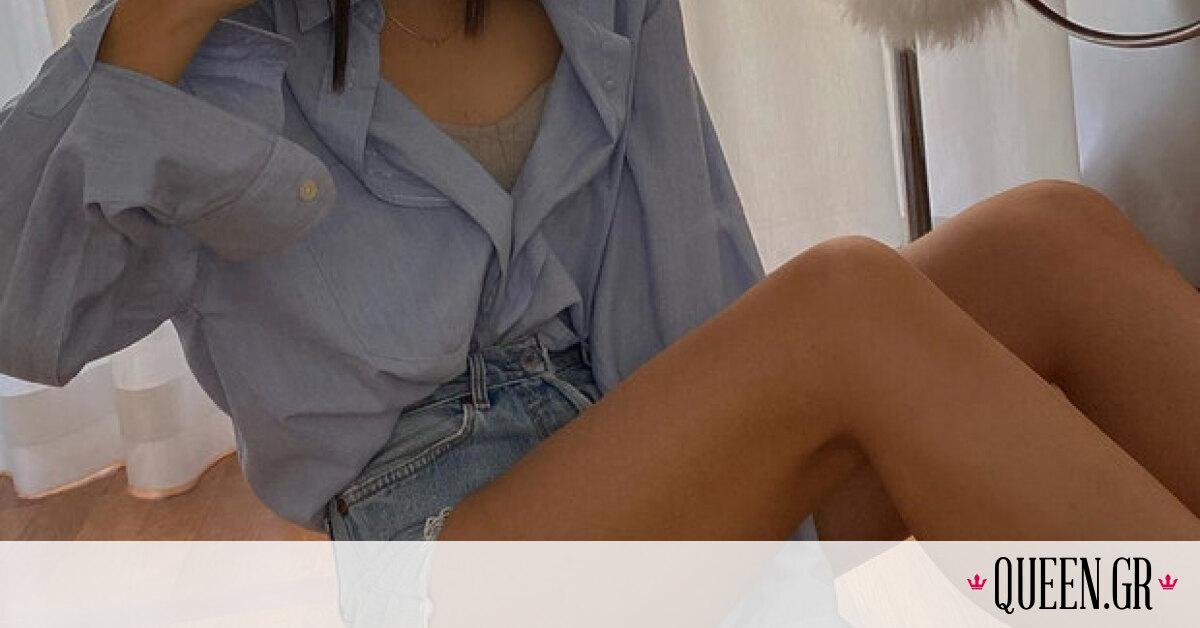 Πέντε cool τρόποι να φορέσεις shorts τον Μάιο