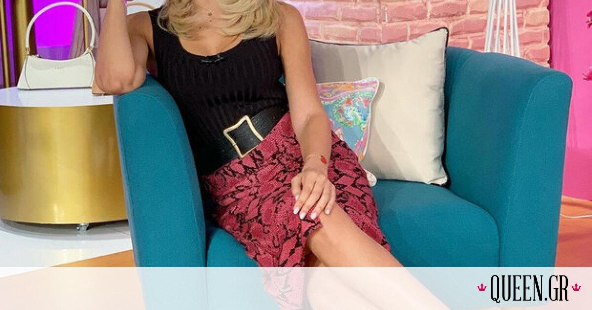 Η Ιωάννα Μαλέσκου δοκίμασε τον πιο hot τρόπο προπόνησης (video)
