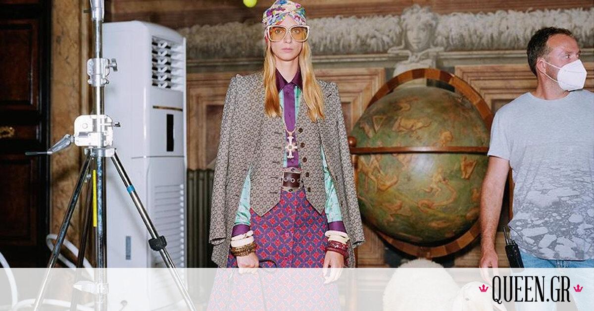 «Epilogue»: Η πρωτοποριακή ιδέα του οίκου Gucci για το μέλλον της μόδας